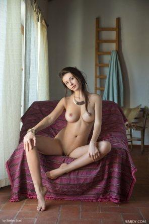amateur photo Alisa I.