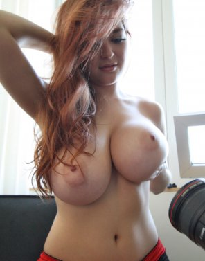 amateur photo Stunning Redhead