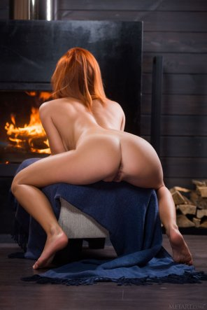 amateur photo Sexy redhead Michelle H