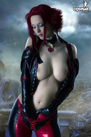 amateur photo Bloodrayne Boobs