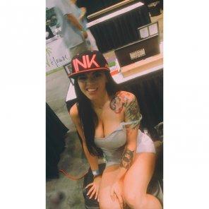 amateur photo Inked Girls >
