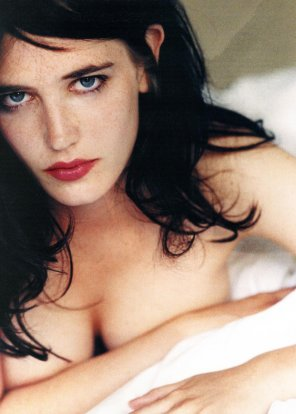 amateur photo Eva Green