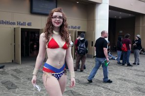amateur photo Wonder Woman