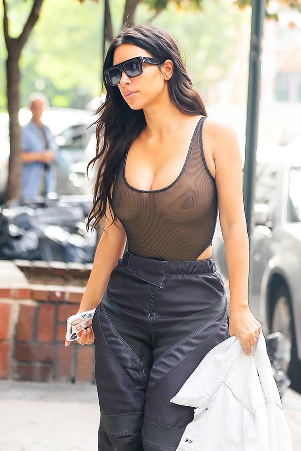 Kim Kardashian Porn Photo