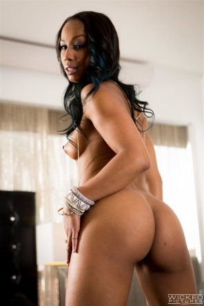 amateur photo Misty Stone