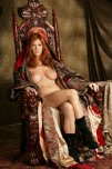 amateur photo Queen Ginger