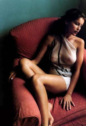 amateur photo Laetitia Casta