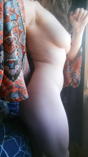 amateur photo Just waiting for you at the window