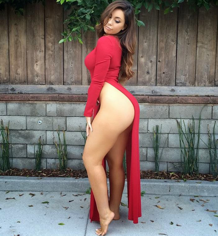 For that Hannah stocking hot