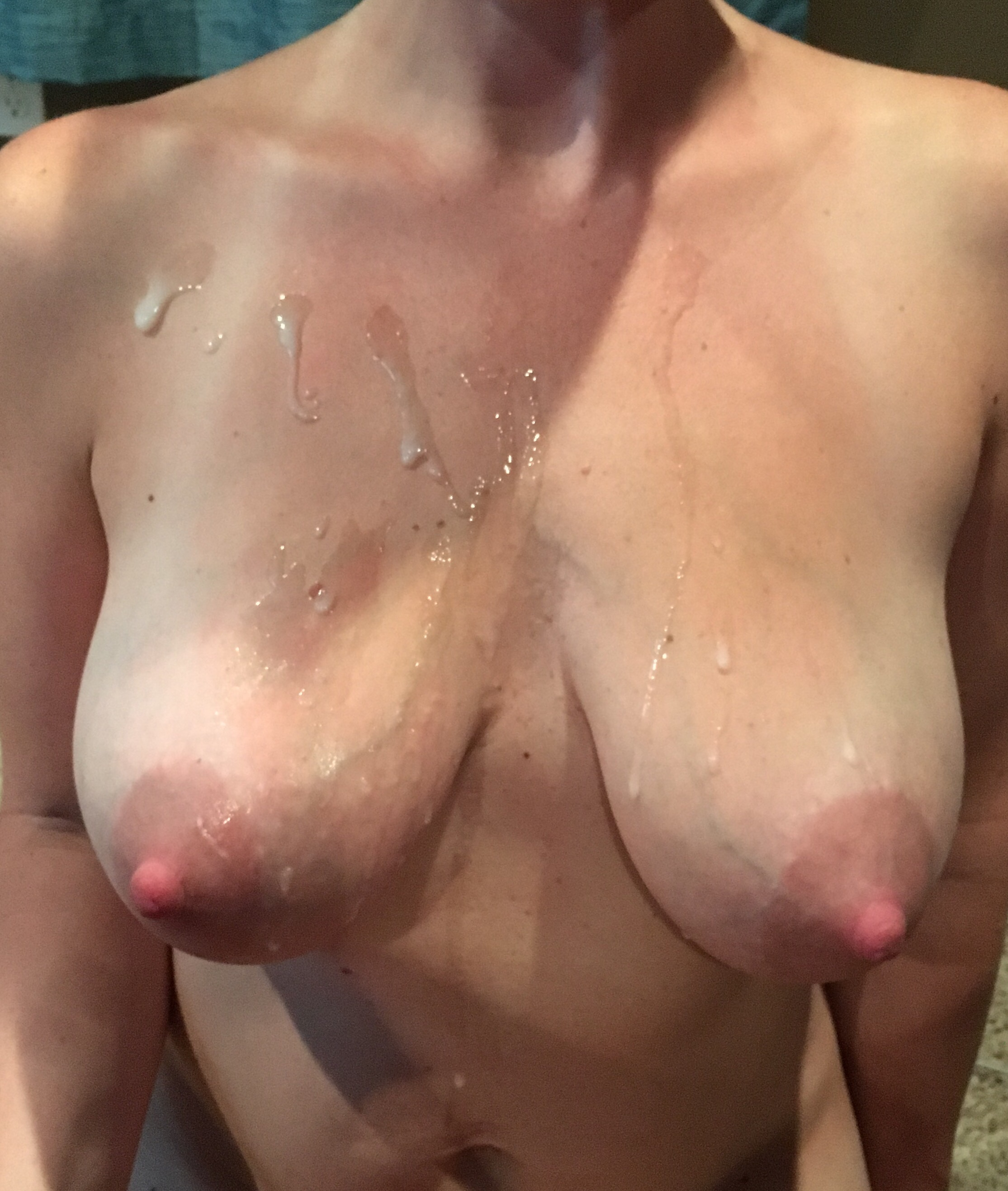 Image My Wife Loves Them Covered In Cum Porn Photo