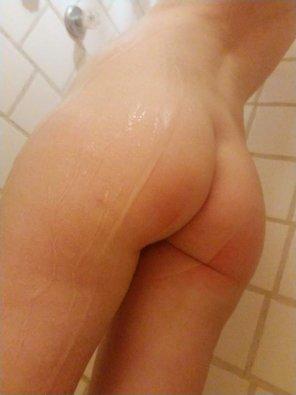 amateur photo My wet ass