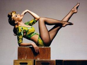 amateur photo Kylie Minogue