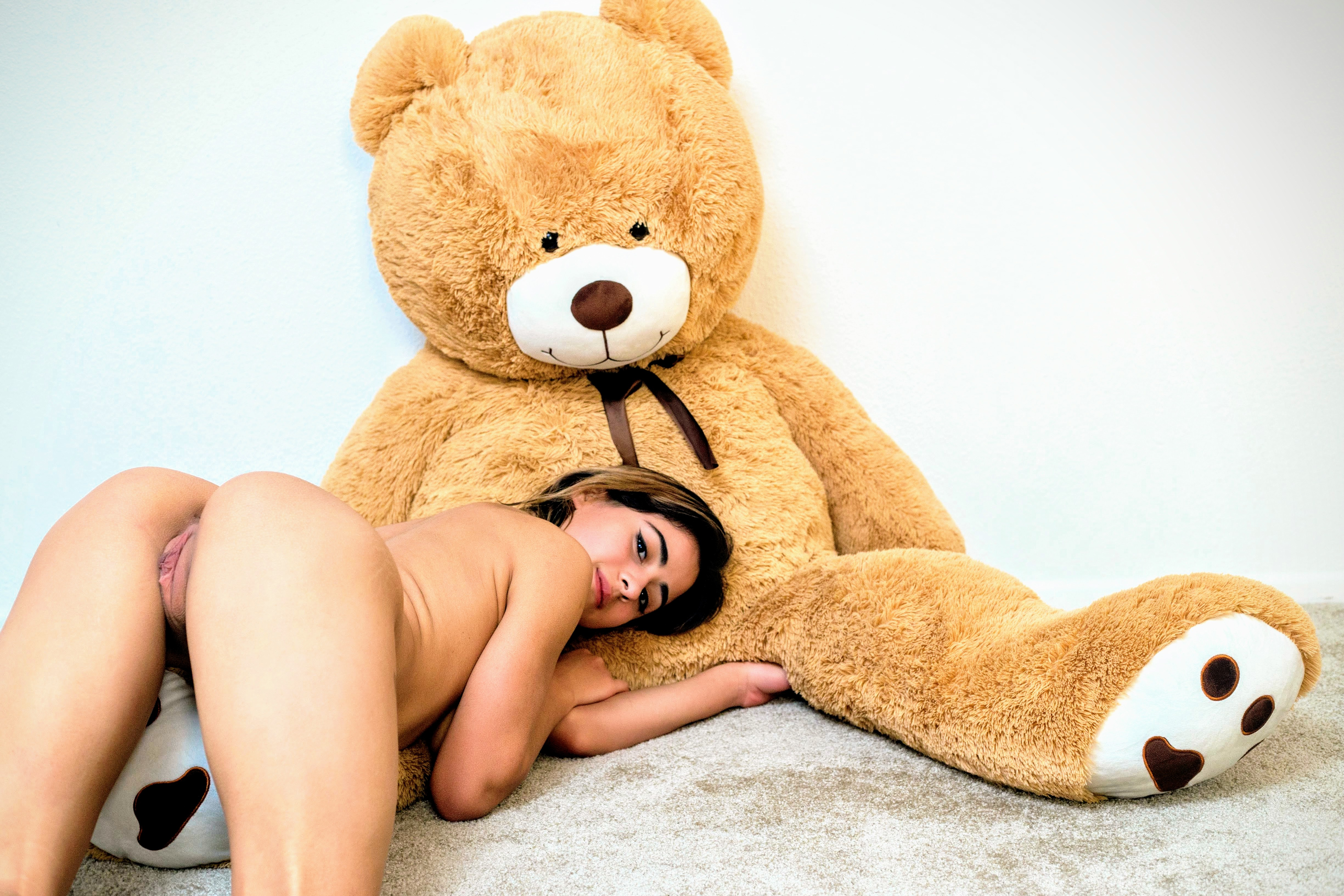 Will and a girl bear nude you have answered