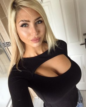 amateur photo Blonde Frex