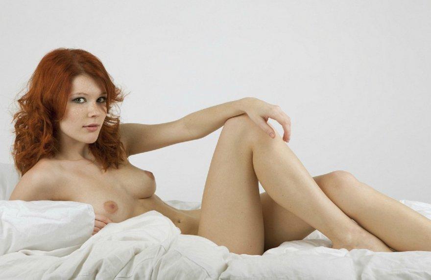 Gorgeous Ginger. Porn Photo
