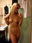 amateur photo Blonde Bombshell