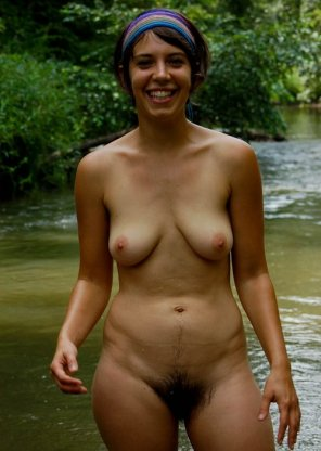 amateur photo Natural woman