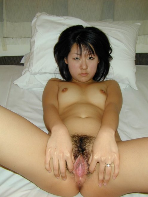 hairy and wet, yummy Porn Photo