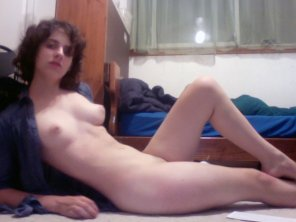 amateur photo Draw me like one of your [F]rench girls