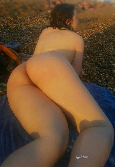 Thought you'd want to see my beach trip ;) Porno Zdjęcie