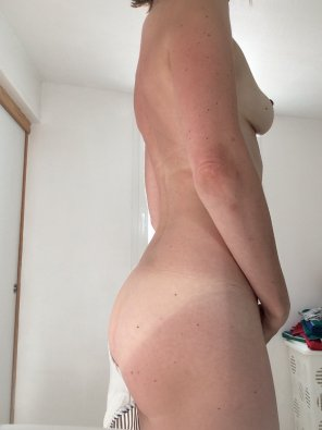 amateur photo More tan lines