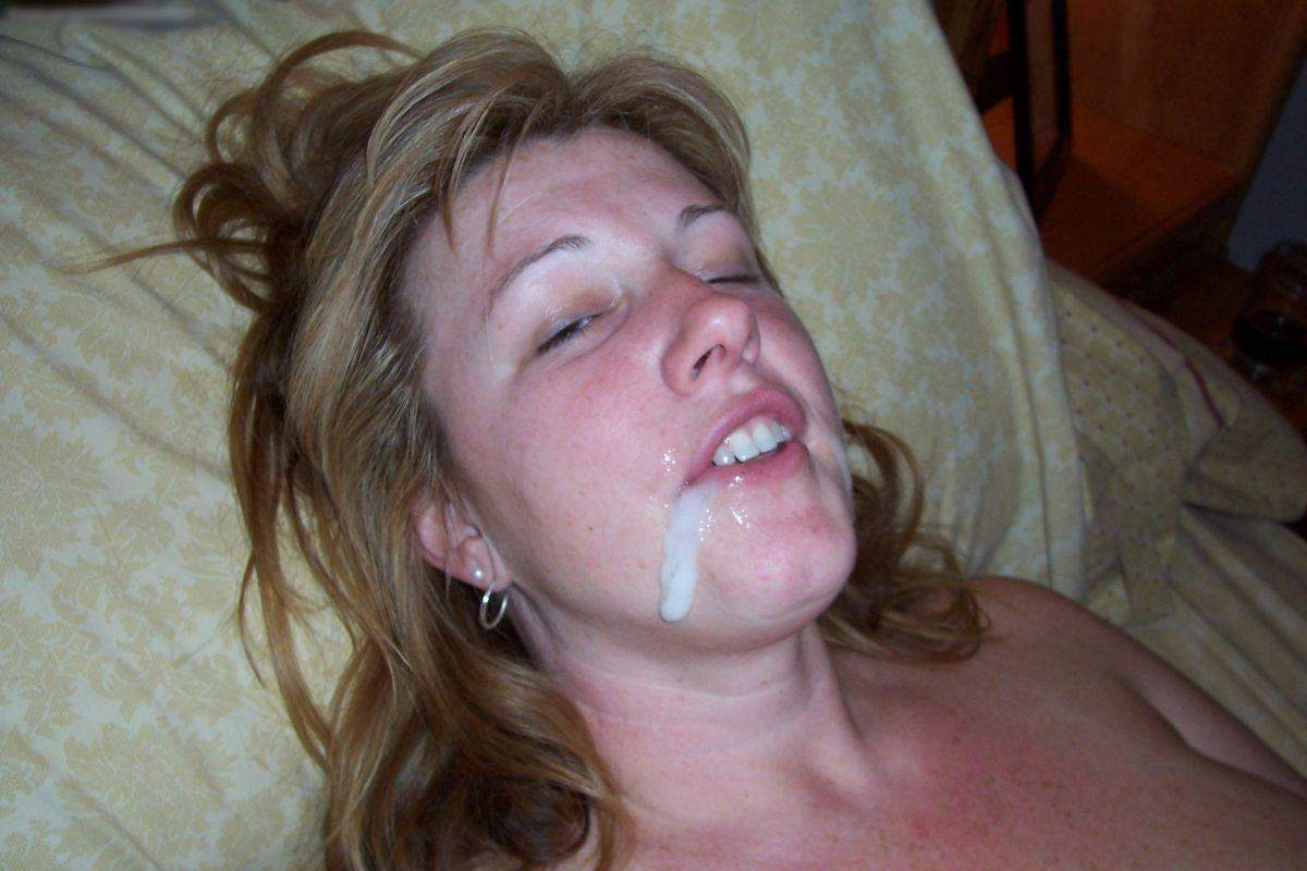 Milf cum in mouth porn