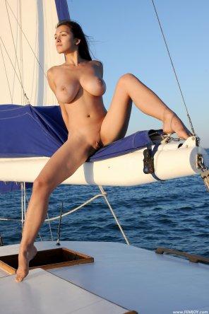 amateur photo Ahoy Sailor