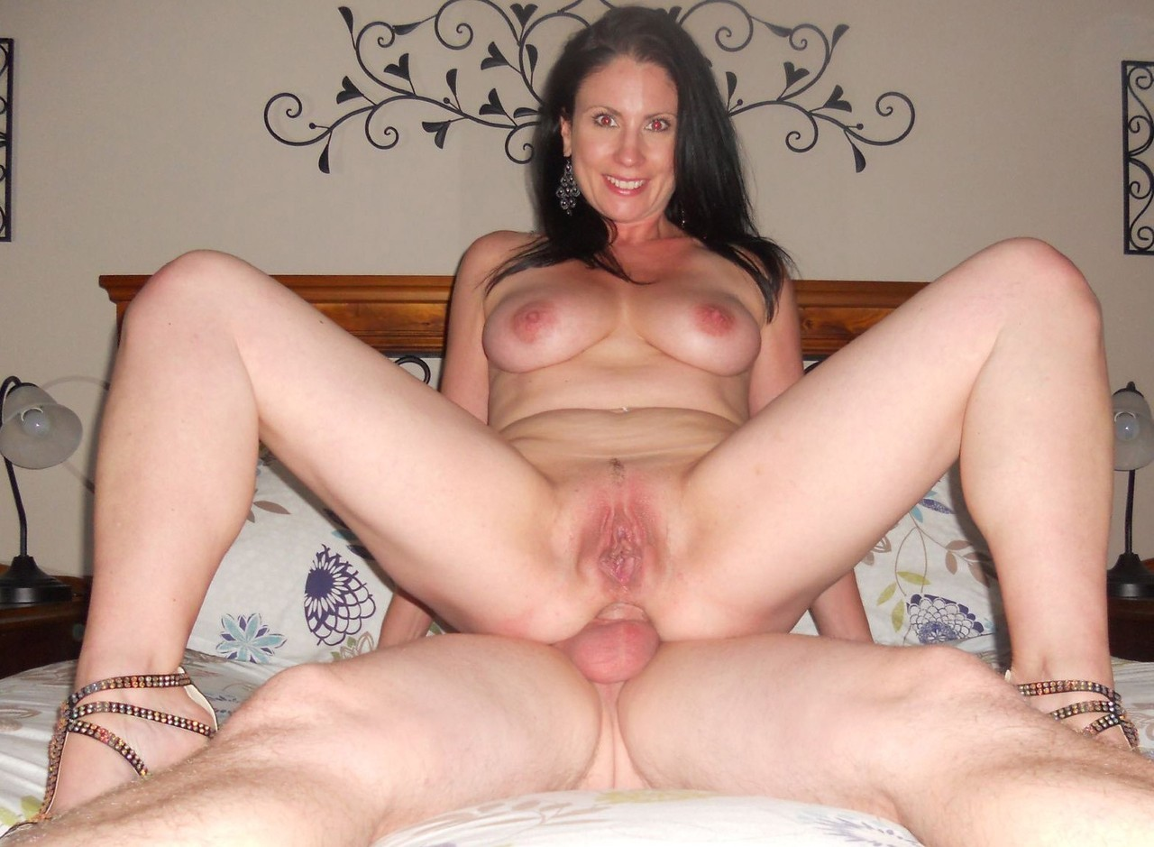 Wife shares busty mother