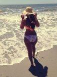 amateur photo Beachin