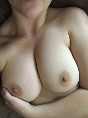 amateur photo IMAGE[Image] Any love for my wife's corn fed country girl tits?