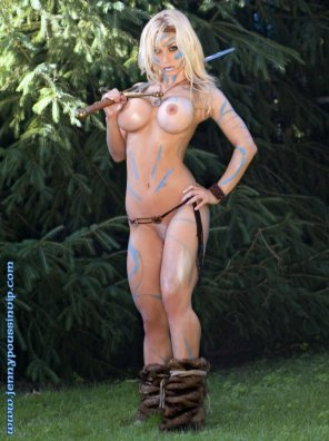 amateur photo Jenny Poussin