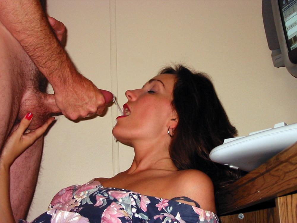 Ehefrau Blasen
