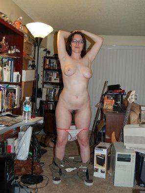 Pull Down Those Panties Gif
