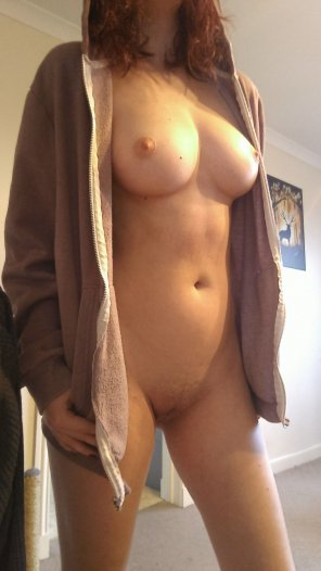 amateur photo [F]latmate says this doesn't fit him anymore, so I guess that makes it mine now! ;)