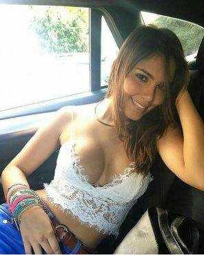 amateur photo Beautiful babe, hermosa trigueña
