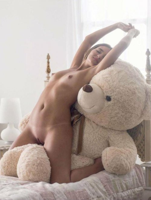 Lucky Bear Porn Photo