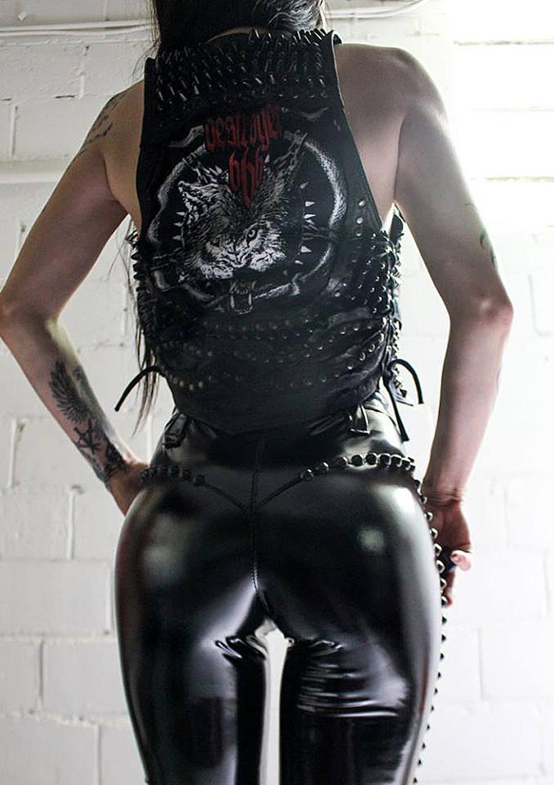 black metal porno