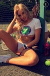 amateur photo Lissy Cunningham underboob from snapchat