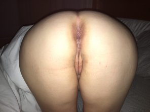 amateur photo Gape it please..