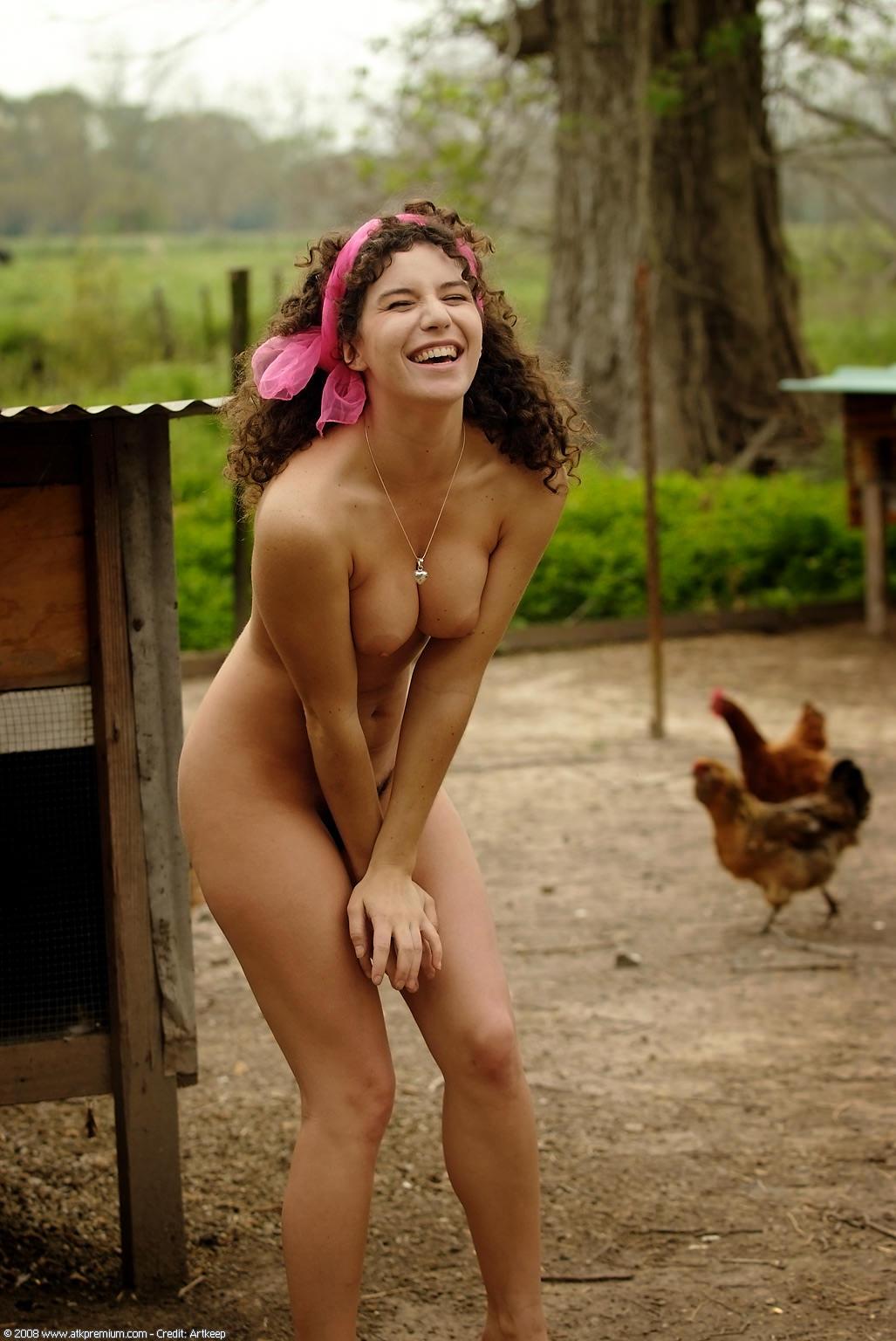 Farmgirl Porn