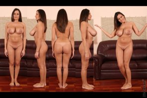 amateur photo Sensual Jane from all sides