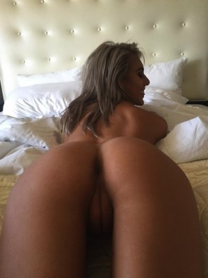 amateur photo Bed