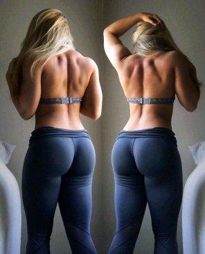 amateur photo Ass of granite