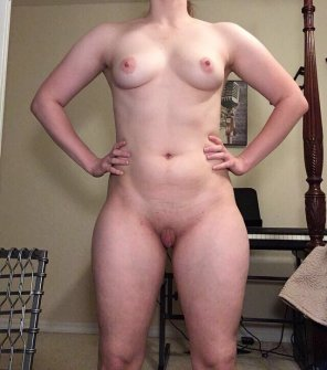 amateur photo Full Frontal Friday<3