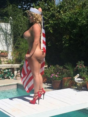 amateur photo Patriotic!