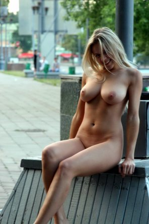 amateur photo Milf in Public