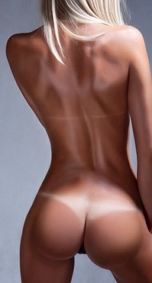 amateur photo Nice Tan Ass