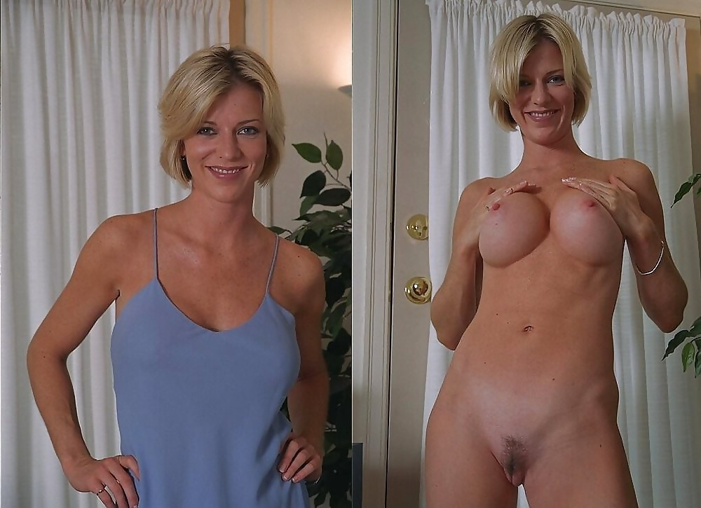 Milf Undressing