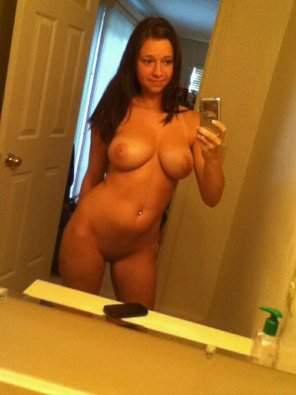 amateur photo what a great body