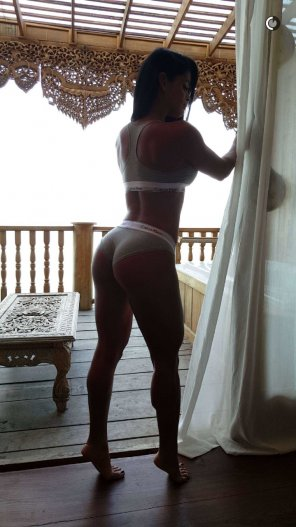 amateur photo Ready for workout